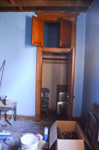 The original closets