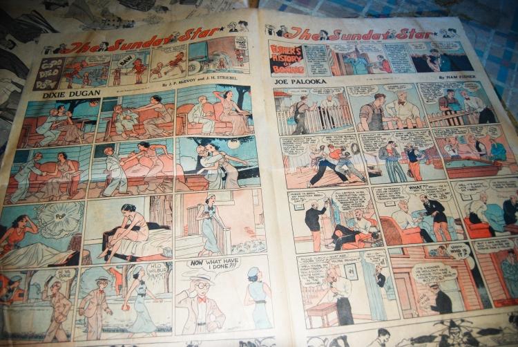 1938 Newspaper