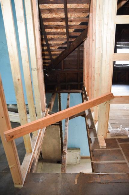 Eventual staircase