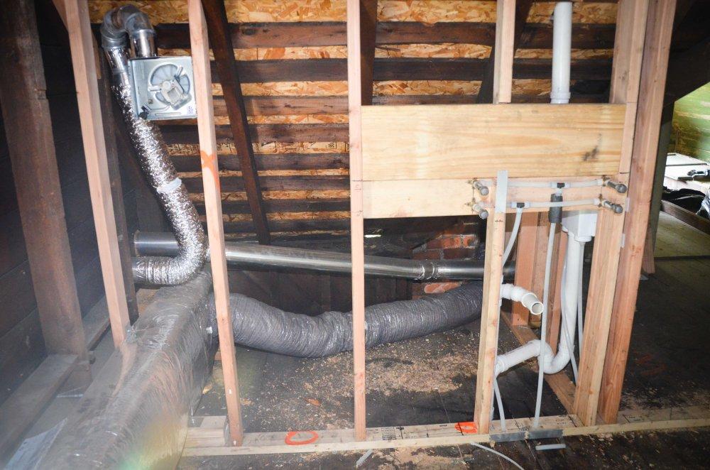 Mechanical and plumbing