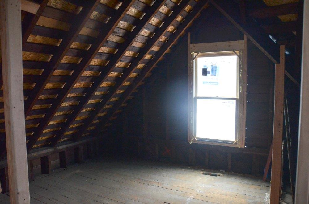 The new window