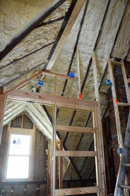wiring and insulation