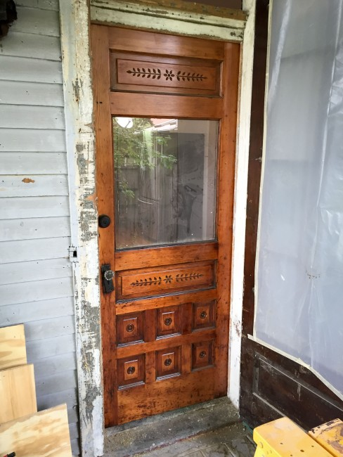 A fully-functional back door!