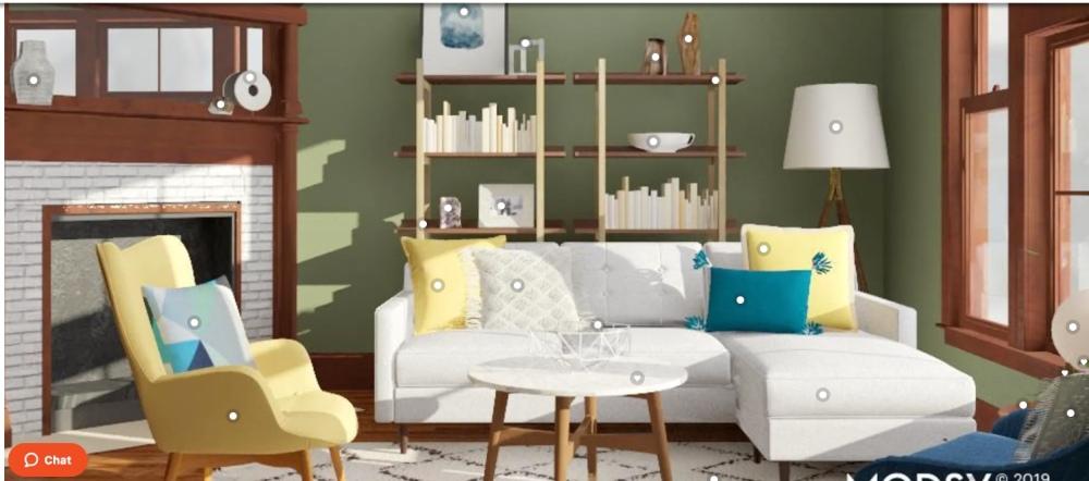 living room - last